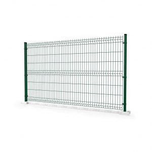 LIGHT zelené plotové panely
