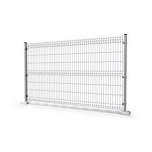 LIGHT žiarovo zinkované plotové panely