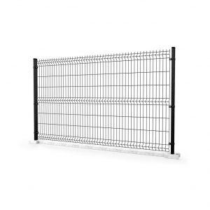 LIGHT Antracitové plotové panely