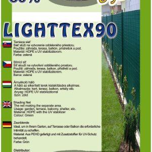 Lighttex 80% Tieniacie siete